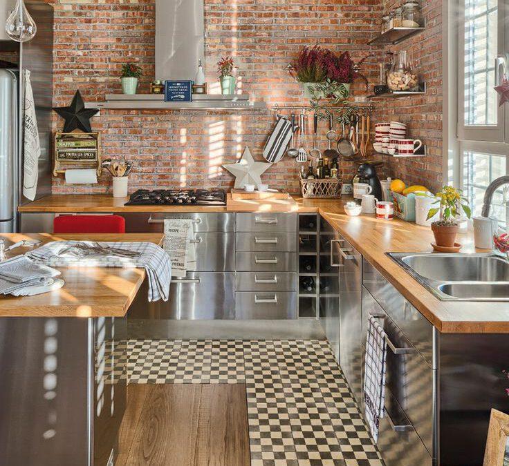 Warme Küche – Ideen für ehrfürchtige Herzen Hause